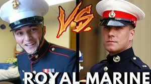 u s marine attempts royal marines fitness test