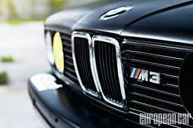 1988 BMW M3 - European Car Magazine
