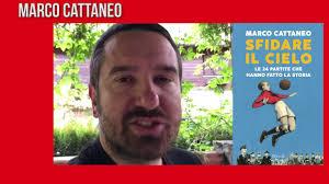 Per gli appassionati di calcio, Marco Cattaneo ci racconta il suo