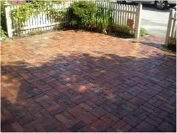 Brick Patterns For Patios Backyards Impressive Brick Backyard Brick Patio Fire Pit Ideas