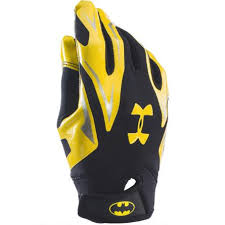 under armour youth football gloves. under armour youth alter ego batman f4 football gloves