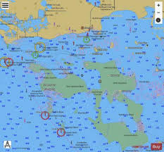 Tide Chart Marathon Fl Miami To Marathon And Florida Bay Page B Marine Chart