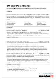 Build Resume Online Free Resume Builder To Make Professional Resume For