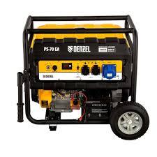 <b>Генератор бензиновый DENZEL PS</b> 70 EA, 946894 ...