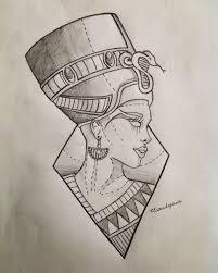 Drawing египет тату на тему египта египетская татуировка и тату
