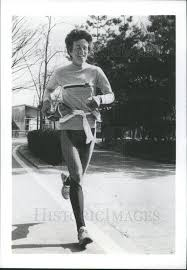 1986 Press Photo Priscilla Welch-Masters, runner in Run for the Roses |  Historic Images