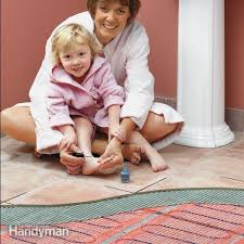 use it as supplemental heat for comfort or as space heat to warm the entire bathroom installation is as easy