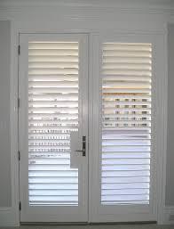 image of shadow french door shutters