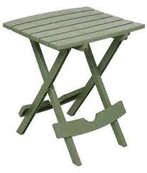 home garden foldable side table