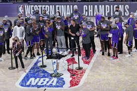 NBA Finals 2020: Early Odds, Schedule as Lakers Await Celtics vs. Heat    Bleacher Report   Latest News, Videos and Highlights