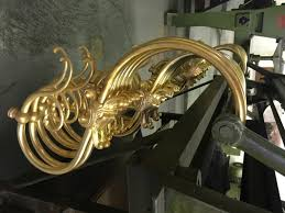 restoration of antique chandeliers