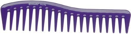 <b>Гребень волна</b> Dewal <b>Beauty</b> фиолетовый <b>18 см</b>