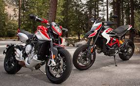 mega motard shootout 2014 ducati hypermotard sp vs mv agusta
