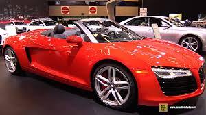 audi r8 interior automatic. Fine Interior 2015 Audi R8 Spyder  Exterior And Interior Walkaround Montreal Auto  Show YouTube In Automatic P