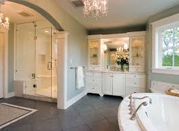 Large Bathrooms Second Place designed by Donna L.A. Riddell