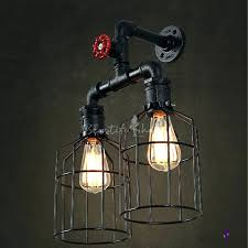 pipe lighting black pipe lighting black iron pipe lights stunning fashion style wall sconces industrial lighting home interior black pipe chandelier diy