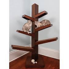 modern cat trees furniture. perfect modern catarina cat tree to modern trees furniture c