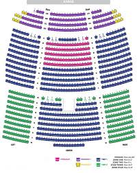 Resorts Superstar Theater Seating Chart Blue Man Group Seating Chart Map 2 Universal Orlando Resort
