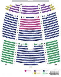 King Kong Seating Chart Blue Man Group Seating Chart Map 2 Universal Orlando Resort
