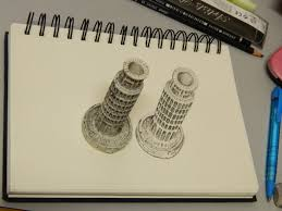 easy 3d drawing tutorial 3d pencil art on paper pencil sketch drawing
