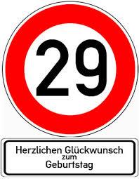 29 Geburtstag Glückwünsche Und Sprüche