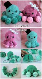 Cute Crochet Patterns Mesmerizing Crochet Jellyfish 48 Free Crochet Patterns DIY Crafts