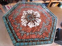tile bistro table set stone mosaic patterns mosaic table tops outdoor mosaic table tops making mosaic table top outdoors