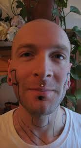 татуировки на лице фото тату на лице