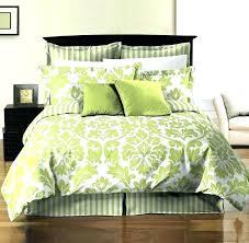 stained glass 5 forest green duvet cover linen set best green bedding