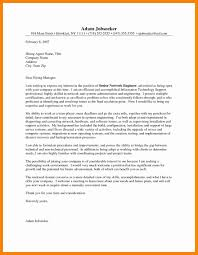 11 Engineering Internship Cover Letter Letter Signature