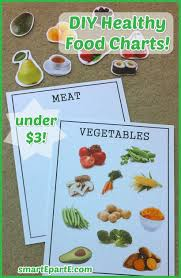 How To Make A Healthy Diet Chart Healthy Food Chart For School Project Pyramid Health And