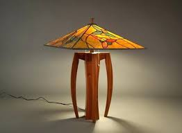 table lamps with glass shades lamp bases for stained glass shades with stain glass lamps decorating