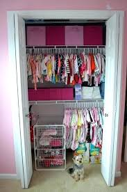 baby closet organization organizer with drawers and rods for babies magnificent pink room ideas small