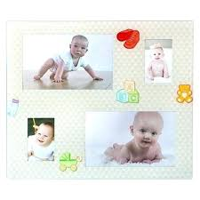 baby collage frame glass month 12 photo for ninushome
