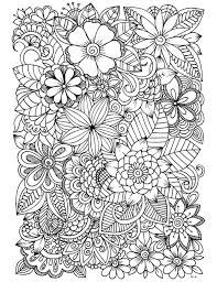 You will need a pdf reader to view these files. Flower Coloring Pages Skip To My Lou