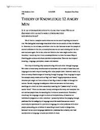 angry men international baccalaureate theory of knowledge  page 1 zoom in