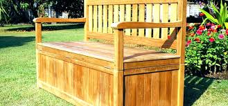 wood patio bench garden metal and outdoor with storage ideas wooden benches for woo
