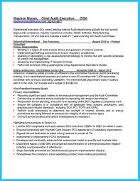 Auditor Resume Template Best Of Awesome Understanding A Generally Accepted Auditor Resume Resume