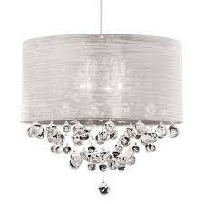 drum shade chandelier ikea and dining room with crystals inside ideas 6