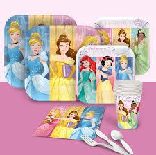 Disney Princess Basic Party Pack Birthday Supplies, Theme Packs