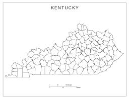 Maps of kentucky county maps of kentucky