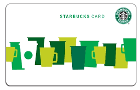starbucks gift card canada photo 1
