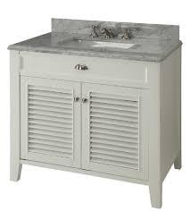 white 30 inch bathroom vanity. 30 Inch Bathroom Vanity Louvered Shutter Doors Style White Color (30\ S