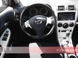 Toyota Corolla 2009-2011 Dash Kits | DIY Dash Trim Kit