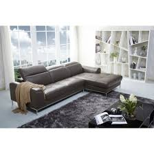 l sectional lhf brown top grain leather 1727 nl5103 5104 lhf chaise by jnm furniture