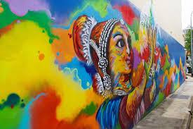 street art mural little india singapore on wall art painting singapore with street art mural little india singapore mokum surf club