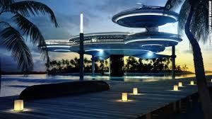 underwater hotel room at night. Space-age Underwater Hotel Planned For Maldives- Noon Kuredhivaru Room At Night T