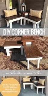 Diy Bench 27 Best Diy Outdoor Bench Ideas And Designs For 2017