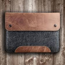 macbook air 13 case felt leather sleeve werkzeugtasche suitably crafted for your apple laptop