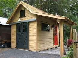 Shed Plans - Millers outbuilding - A great selection of design ideas for  potting sheds.